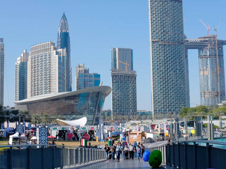 Downtown Dubai: a classic location for investment opportunities